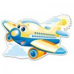 Puzzle  Castorland-120031 Sunny Flight