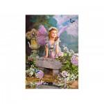 Puzzle  Castorland-150892 L'ange du printemps