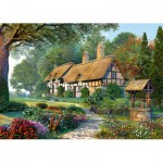 Puzzle  Castorland-150915 Endroit magique