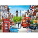 Londres 1500 pièces - Castorland