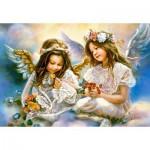 Le Cadeau d'un Ange 1500 pièces - Castorland