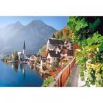 Hallstatt Autriche 2000 pièces - Castorland