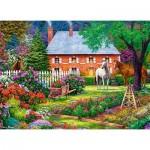 Puzzle  Castorland-30217 The Sweet Garden