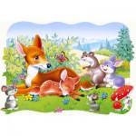 Puzzle  Castorland-3266 Bambi