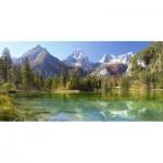 Puzzle  Castorland-400065 Montagnes majestueuses