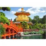 Puzzle  Castorland-52172 Beautiful China