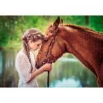 Puzzle  Castorland-52516 Great Friendship