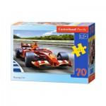 Puzzle  Castorland-B-007080 Voiture formule 1