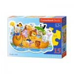 Puzzle  Castorland-B-015054 Arche de Noë