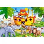Puzzle  Castorland-B-040209 Pièces XXL - Arche de Noë