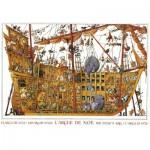 Puzzle  Heye-25475 L'arche de Noe