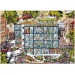 Puzzle  Heye-25784 Service d'urgences