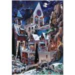 Puzzle  Heye-26127 Château de l'horreur