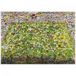 Puzzle  Heye-29072 Coupe du monde de folie