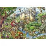 Puzzle  Heye-29414 Contes