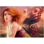 Puzzle  Heye-29612 Mélanie Delon : Butterfly Wings