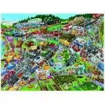 Puzzle  Heye-29698 Christoph Schöne : Traffic Jam
