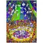 Puzzle  Heye-29755 Guillermo Mordillo: Crazy Circus