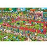Puzzle  Heye-29788 Exposition de Chiens