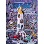 Puzzle  Heye-29790 Rocket Launch