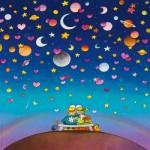 Puzzle  Heye-29800 Mordillo : Nuit Etoilée