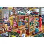 Puzzle  Gibsons-G2707 Pièces XXL - Steve Crisp: The Toy Shop