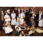 Puzzle  Gibsons-G3065 Call the Midwife - Appelle la Sage-Femme