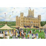 Puzzle  Gibsons-G3072 Highclere Château