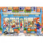 Puzzle  Gibsons-G3093 Val Goldfinch: Sixties Scene
