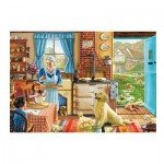 Puzzle  Gibsons-G3511 Pièces XXL - Steve Crisp : Home Sweet Home