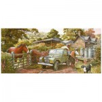 Puzzle  Gibsons-G4029 Antony Forster : Country Companions