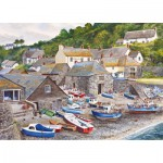 Puzzle  Gibsons-G6104 Port de Cadgwith Cove
