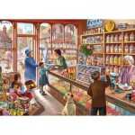 Puzzle  Gibsons-G6138 Traitement Particulier