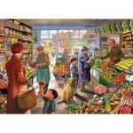 Puzzle  Gibsons-G6153 Steve Crisp : Une Pomme par Jour