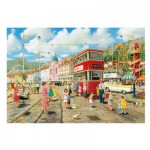 Puzzle  Gibsons-G6163 Derek Roberts : Taking the Tram