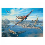 Puzzle  Gibsons-G6172 Nicolas Trudgian : Fortress Malta