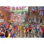 Puzzle  Gibsons-G6205 Steve Crisp - Le Tour De Yorkshire