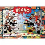 Puzzle  Gibsons-G7071 Beano - Past and Present