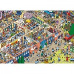 Puzzle  Gibsons-G7075 Martin Berry: Oops! - School Days