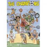 Puzzle  PuzzelMan-151 Les Champions : Podium