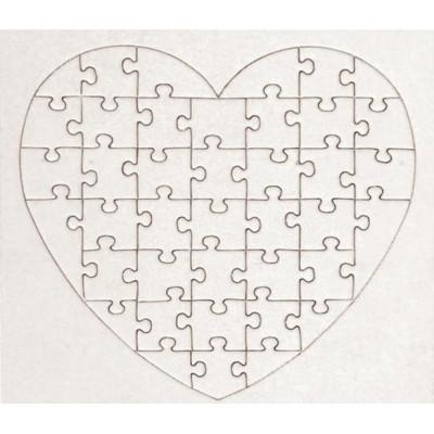 5 puzzles coeurs colorier 40 teile puzzelman puzzle for Puzzle a colorier gratuit