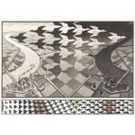 Puzzle  PuzzelMan-829 MC Escher : Day and Night