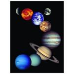 Puzzle  Eurographics-6000-0100 Le Système solaire