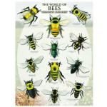 Puzzle  Eurographics-6000-0230 Monde des abeilles