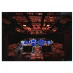 Puzzle  Eurographics-6000-0265 Cockpit d´un vaisseau spatiale