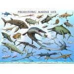 Puzzle  Eurographics-6000-0307 Vie sous-marine préhistorique
