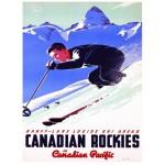 Puzzle  Eurographics-6000-0326 Banff Lac Louise régions de ski