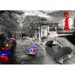 Puzzle  Eurographics-6000-0664 San Antonio River Walk