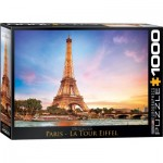 Puzzle  Eurographics-6000-0765 Tour Eiffel, Paris