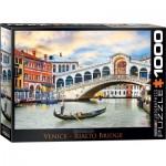 Puzzle  Eurographics-6000-0766 Venise, Pont Rialto